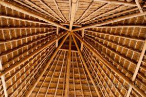 JR mexican lattice ceiling
